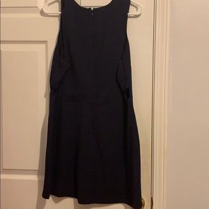 H&M Dresses - Navy blue mini dress